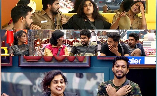 Bigg Boss Tamil, Day 18, Written Update: Vanitha, Sakshi And Mohan