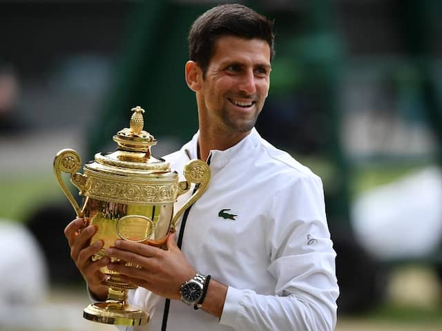 WIMBLEDON: you may have Think this foolish, But I was thinking that, Says Novak Djokovic