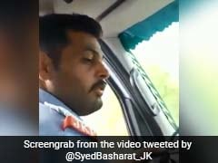 Jammu Traffic Cop Suspended After Bribe Footage Goes Viral