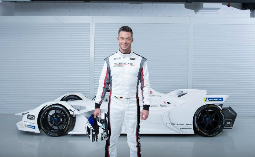 Andre Lotterer made his Formula E debut with DS Cheetah in the 2017-18 campaign