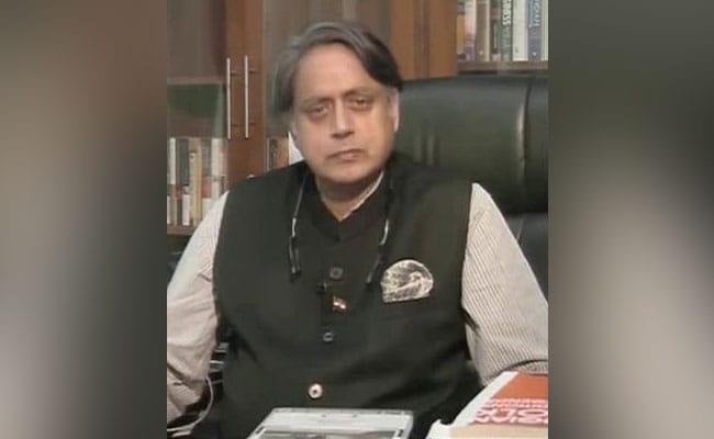 "Shashi Tharoor's Tweet On ""Crossing Political Swords"" With Arun Jaitley"
