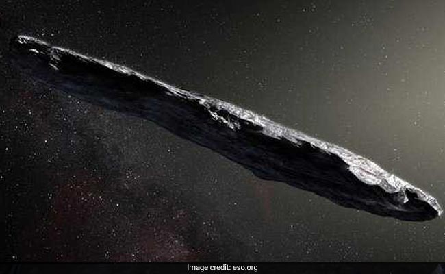 Scientists Say Cigar-Shaped Interstellar Object Not An Alien Spaceship