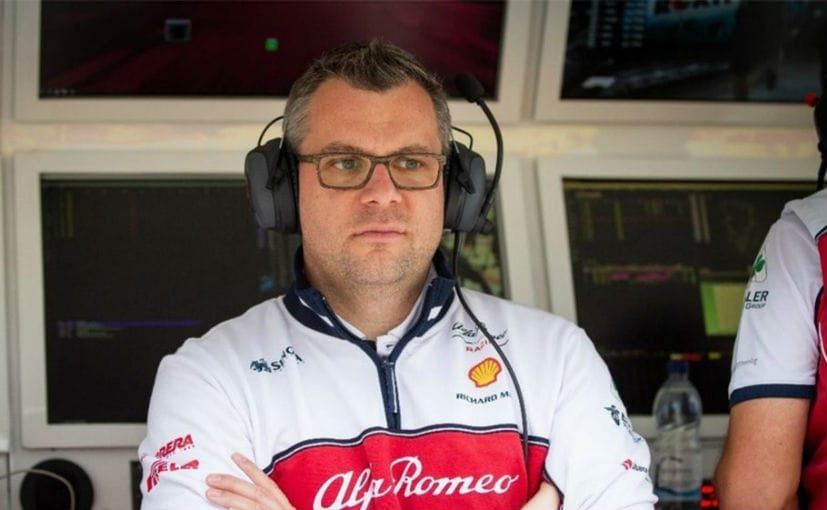 Jan Monchaux is currently the Head of Aerodynamics at the Alfa Romeo F1 Team