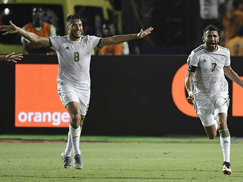 Riyad Mahrez Stunner Sends Algeria Into Africa Cup Of Nations Final