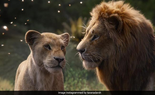 The Lion King Box Office Collection Day 4: The Film 'Stays Solid' At Over Rs 62 Crore