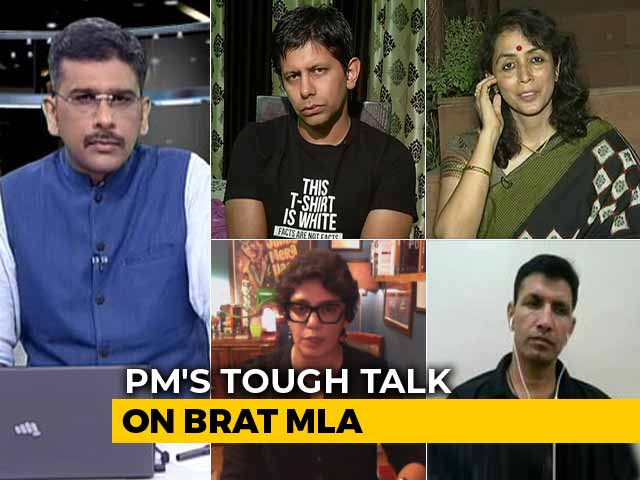 Video : PM Modi Talks Tough On Akash Vijayvargiya's Bat Act, But Will Action Be Taken?