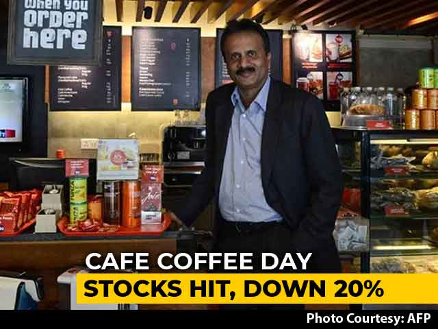 """Video : """"My Intention Wasn't To Cheat,"""" Coffee Day Owner Wrote To Staff: Report"""