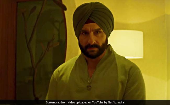 How Saif Ali Khan Got Leaner For Sacred Games 2