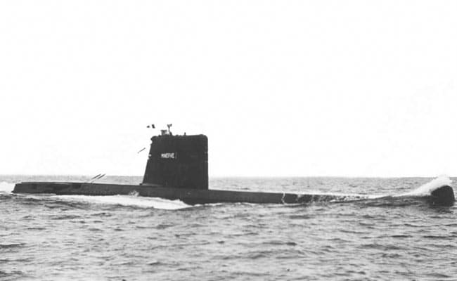 Lost French submarine found more than 50 years later
