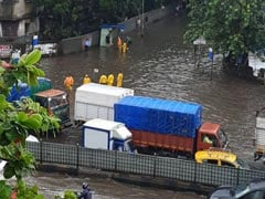 Mumbai Rains Highlights: Road, Rail Traffic Hit Due To Water-Logging After Heavy Rain