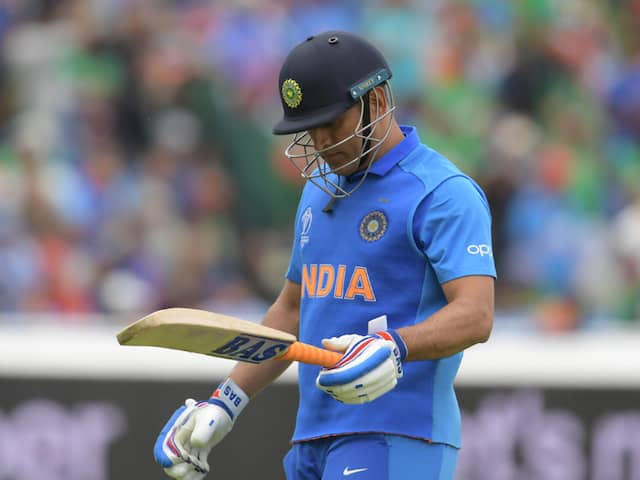 MS Dhoni Told That He Was Not Sure When He Is Retiring From The Sport
