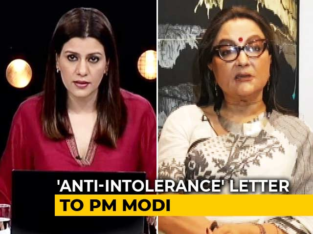 Video : 49 Eminent Citizens Write To PM On Growing Intolerance