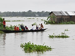 3 Killed, Over 4 Lakh People Stranded In Assam Due To Floods