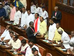 Karnataka Assembly Floor Test Live Updates: HD Kumaraswamy's Coalition Government Loses Trust Vote In Karnataka Assembly