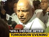 """Video: BJP's """"Wait And Watch"""" Stance As Congress-JDS Coalition Crumbles"""