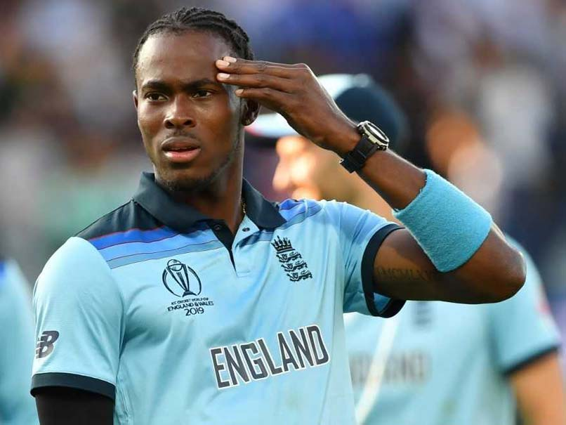 England Hero Jofra Archer Grieved Cousin's Death During World Cup 2019