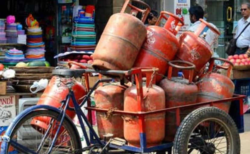 LPG Prices Unchanged This Month. Here's How Much You Pay For A Refill