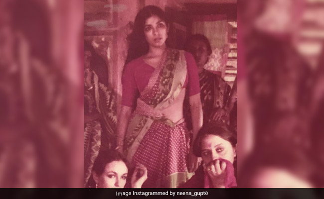 Soni Razdan's Comment On Neena Gupta's Throwback Pic From 'Mandi Days' Is Epic