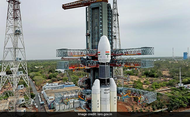 What Happened At 2.51 am Monday When Chandrayaan 2 Launch Was Called Off