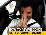 Video : Get Back To Basics, Amethi Tells Rahul Gandhi