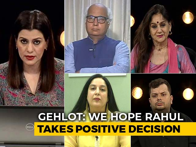 Video : Can A Non-Gandhi Party Chief Revive The Congress?