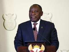 South African President Welcomes Waiver On COVID-19 Vaccines