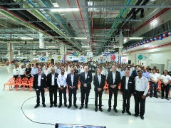 Bosch India Expands Its Bidadi Plant In Karnataka