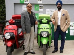 Li-Ions Elektrik Spock Electric Scooter Launched In India; Priced At Rs. 65,000