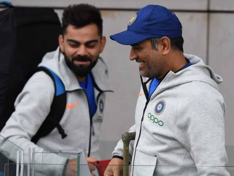 """You Will Always Be My Captain"": Virat Kohlis Touching Tribute To MS Dhoni On His Birthday"