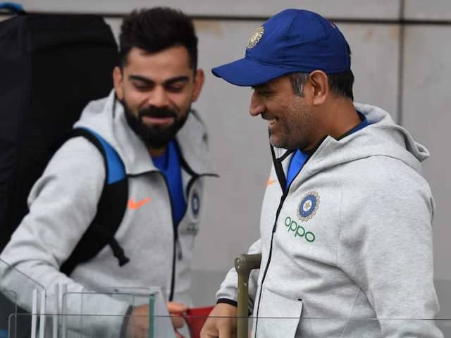 """""""You Will Always Be My Captain"""": Virat Kohlis Touching Tribute To MS Dhoni On His Birthday"""