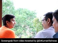 कुमार विश्वास ने कविता सुनाकर बताया कैसा होना चाहिए बजट, राम राज्य के टैक्स सिस्टम का दिया हवाला- देखें Video