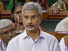 Gujarat Cadre IAS Officer Appointed S Jaishankar's Private Secretary
