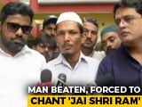 Video : Maharashtra Man Allegedly Forced To Chant '<i>Jai Shri Ram</i>', Beaten Up: Cops