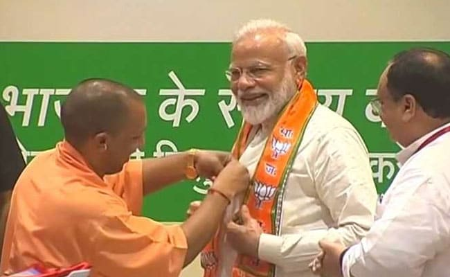 PM's Varanasi Visit LIVE Updates- New India Eager To Run Faster: PM Modi