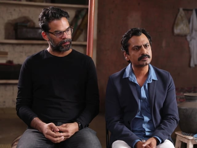 Video : Nawazuddin Siddiqui And Vikramaditya Motwane On <i>Sacred Games 2</i>