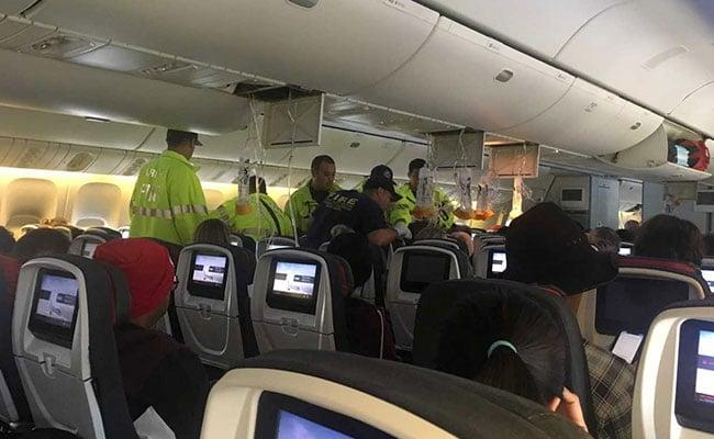 'People Went Flying': Shocked Passengers Describe Flight Turbulence