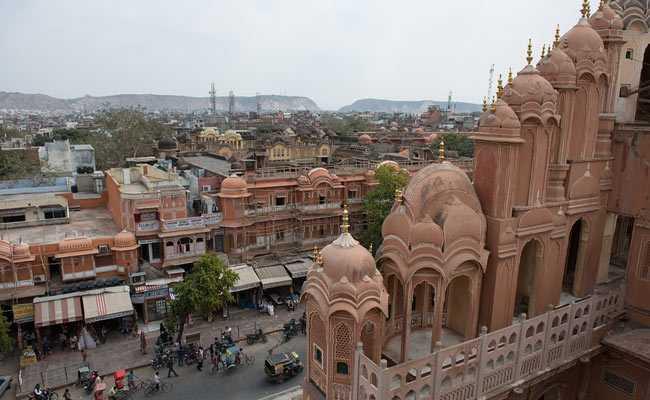 गुलाबी नगर जयपुर को मिला यूनेस्को विश्व धरोहर का दर्जा