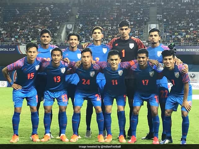 India Submits Bid To Host 2027 AFC Asian Cup