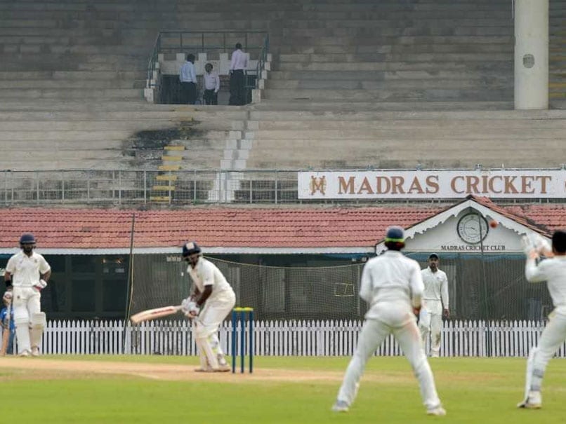 Limited DRS will be used in Ranji knockout matches