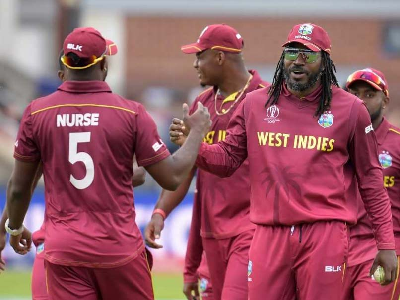 World Cup: Chris Gayle Strikes As West Indies See Off Afghanistan