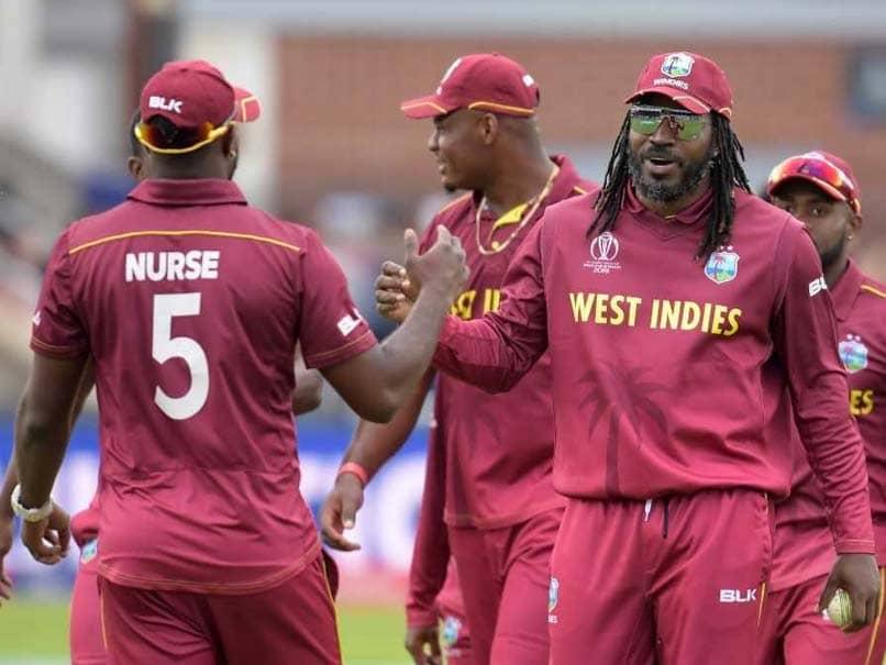 World Cup: Chris Gayle Strikes As West Indies See Off Afghanistan