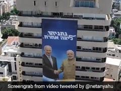 बेंजामिन नेतन्याहू को इस्राइली चुनाव में भी 'मोदी लहर' की उम्मीद, देखें Video