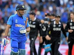 Ravi Shastri Clears The Air On MS Dhoni