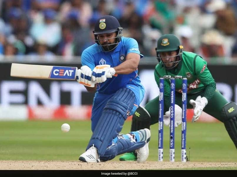 World Cup, IND vs BAN: Rohit Sharma makes such bulk of records
