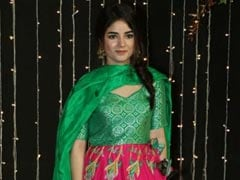 Zaira Wasim Quits Bollywood; Raveena Tandon Wishes 'Ungrateful Two-Film-Olds' Would 'Exit Gracefully'