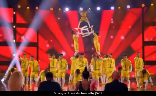Mumbai Dance Group V Unbeatable Dedicates America S Got Talent