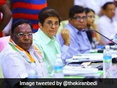 Kiran Bedi Accuses Puducherry Chief Minister Of Crossing Line Of Decorum