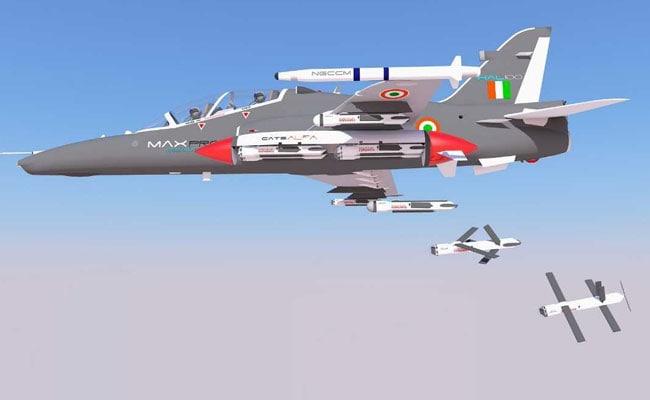 बालाकोट जैसे निशानों पर हमले के लिए बनाया जा रहा ड्रोन विमानों का झुंड, पायलटों को नहीं होगा खतरा