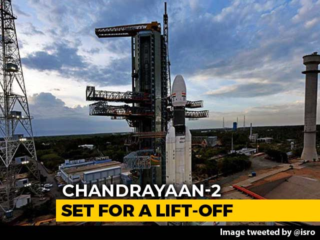 Video : India's Moonshot Tonight, Countdown To Chandrayaan 2 Launch