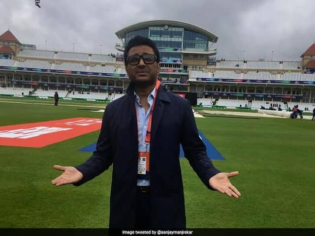 IND vs NZ 1st Semifinal: Thats how fans trolls Sanjay Manjrekar after he excludes Jadeja from its final eleven